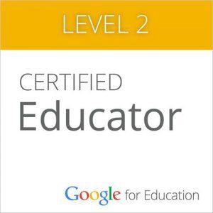 Certificado Google Educación Level 2